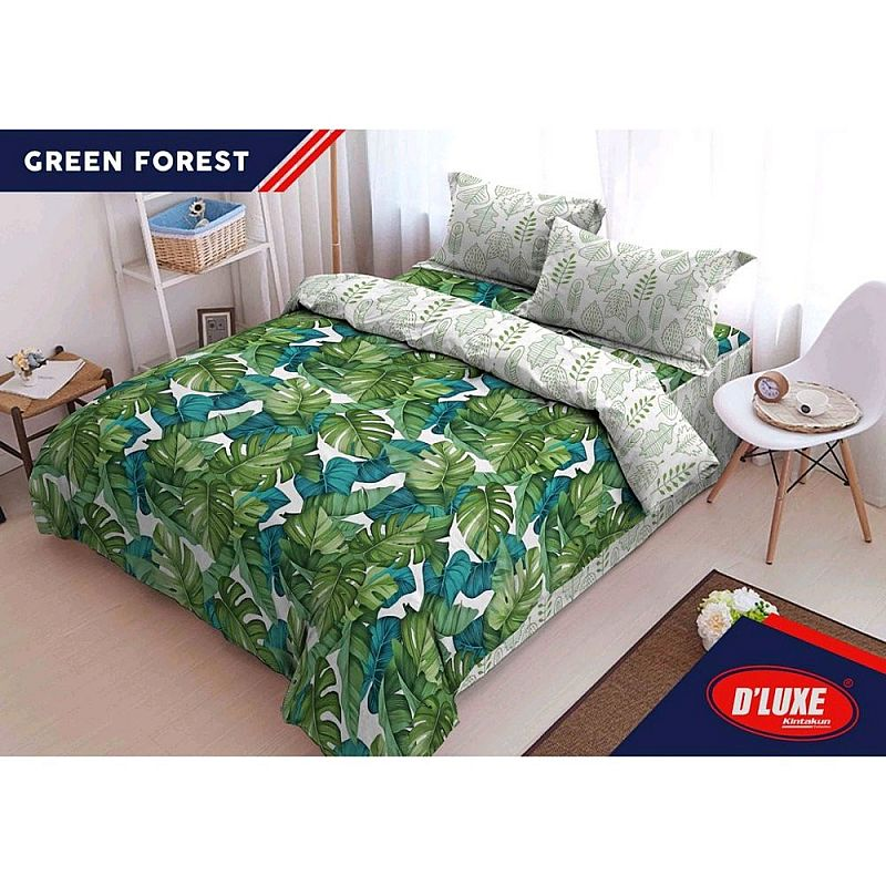 sprey deluxe green forest