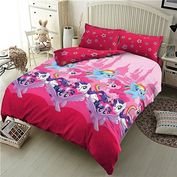 Bed Cover Lady Rose Kingdom Pony