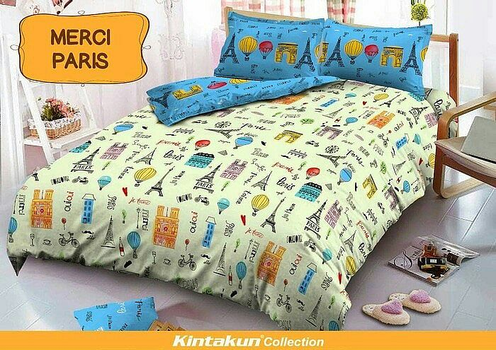 Bed Cover Deluxe Mercy